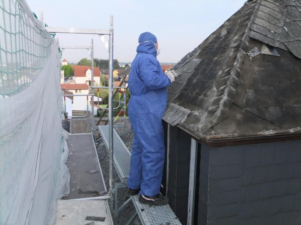 Asbestsanierung - Geotherm Bausanierung GmbH